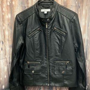 New York & Company Moto Style Jacket